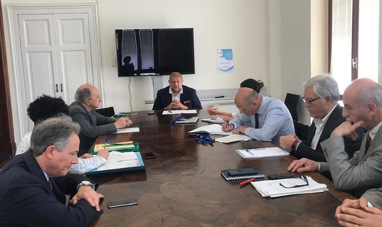 Energia. Prima riunione commissione tecnica Regione-Terna