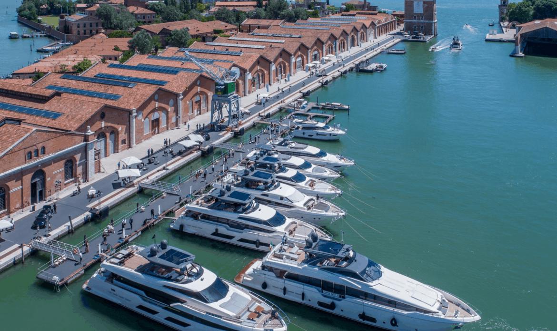 Venezia si riscopre capitale del mare con il Salone nautico