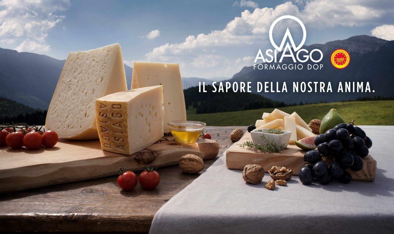 """Asiago DOP in campagna TV con """"Il sapore della nostra anima"""""""
