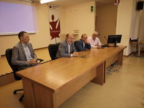 "Riccardi: ""Urge una decisione sul punto nascite di Latisana – Palmanova"""
