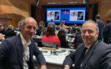 """Unesco. Presidente Zaia a Baku con ambasciatore Riccardo: """"Tifiamo per le colline del Prosecco"""""""