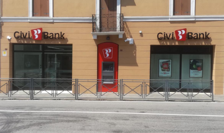 La Civibank apre una filiale a Vicenza: in Veneto 12 sportelli attivi