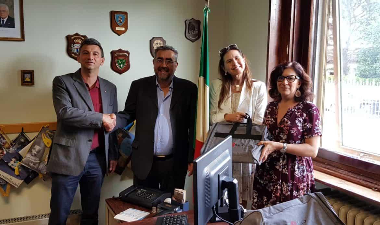 Da Civibank 12 pc alle carceri di Udine