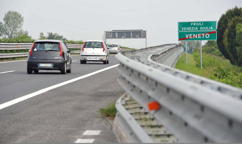 Ok del Cipe all'accordo per la gestione delle tratte di Autovie Venete da parte della nuova Società Autostrade Alto Adriatico