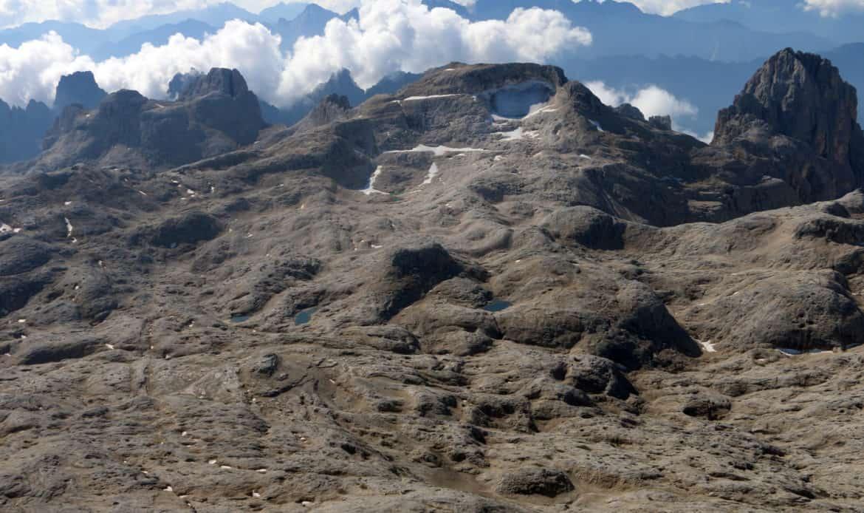 Questo clima non si addice più ai nostri ghiacciai