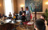 """I campioni del volley ricevuti dal vicepresidente Forcolin: """"Orgoglio per lo sport veneto"""""""