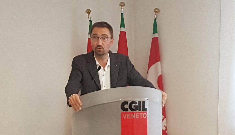 Ferrari (Cgil): con l'autonomia  targata Lega il Veneto rischia  di diventare una provincia tedesca