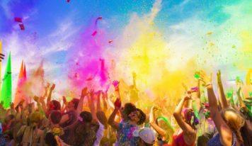 Holi, festa dei colori: a Camposampiero domenica saluto all'estate