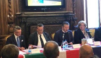 Ricordata a Palazzo Ferro Fini, su iniziativa del Consigliere regionale Barbisan, la tragedia dell'Izourt  in cui morirono 31 lavoratori italiani