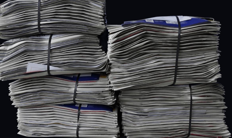 Burocrazia, sommersi dalla carta. In Veneto prodotte 68.575 pagine, peso 178 chilogrammi