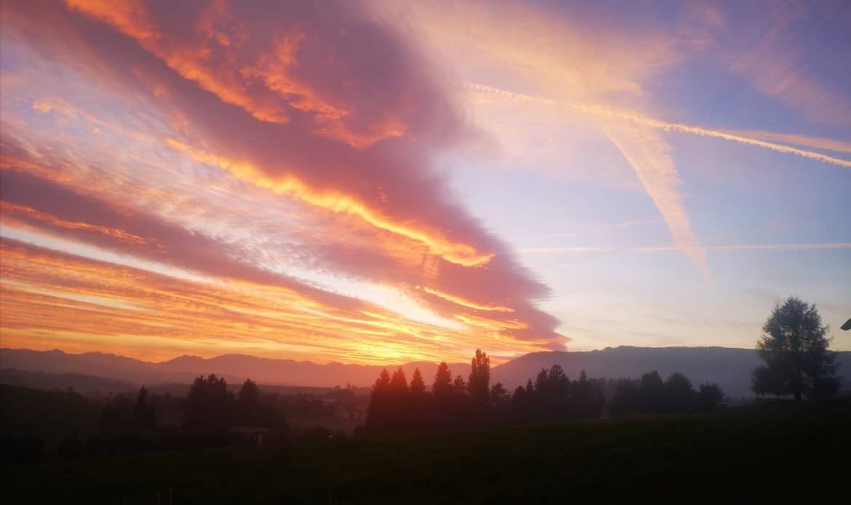 Il cielo sopra Asiago: uno spettacolo della natura. Guardate le immagini
