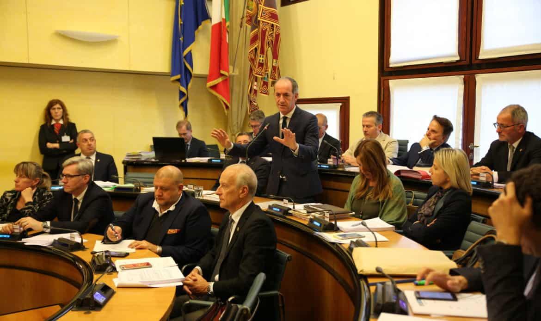 Regione Veneto, Bilancio 2020: tutti i numeri della manovra