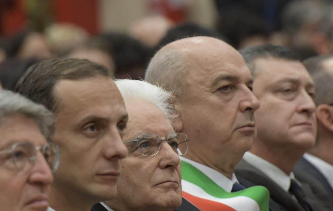 Aperto l'anno accademico della Scuola superiore di Studi Avanzati di Trieste alla presenza del Presidente Mattarella