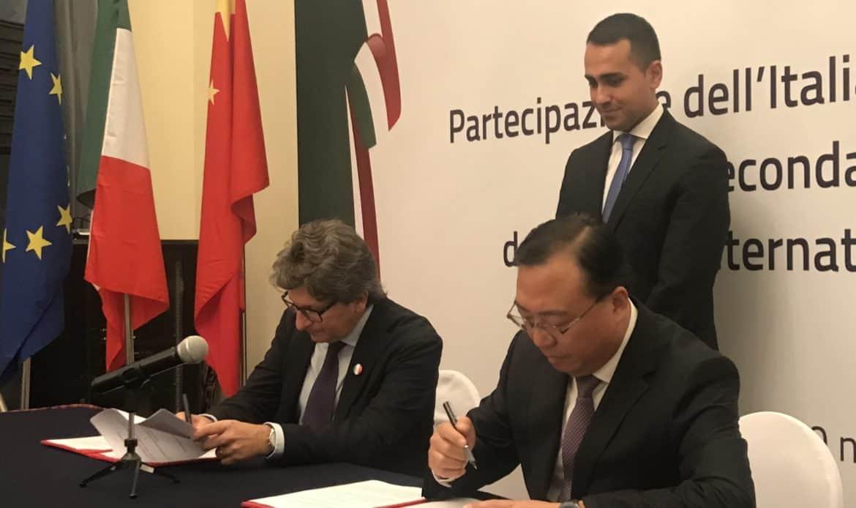 Il Porto di Trieste guida lo sviluppo della logistica per portare il Made in Italy in Cina