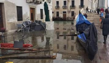 La tragica notte del 12 novembre 2019. Venezia e l'acqua alta