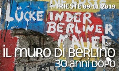 Convegno a Trieste per i trent'anni della caduta del Muro di Berlino organizzato dalla Regione. Previsto anche un contributo scritto di Bukovskij