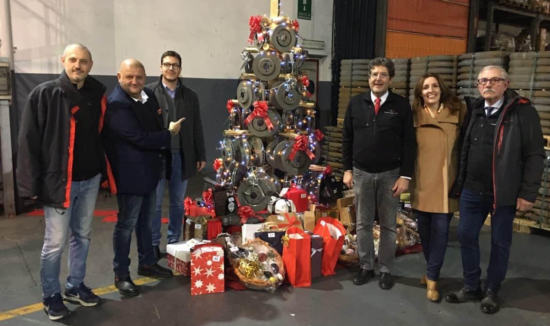 Un Natale di ghisa per lo stabilimento ex Ferroli. Rinascita per l'azienda