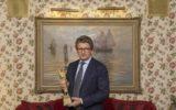 A D'Agosino, presidente Autorità Portuale, il premio San Giusto d'oro