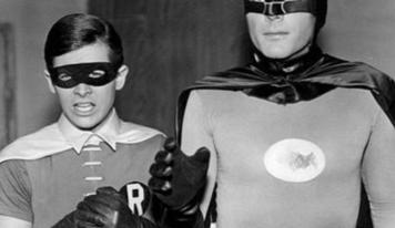 """In seconda fila. """"Robin supereroe (o quasi) di Ghotam city"""