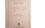 22 marzo 1848 rinasce la Repubblica Veneta