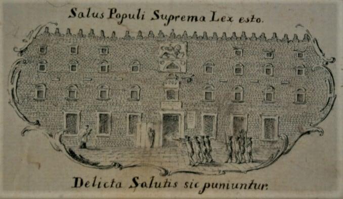 Spionaggio e delazione nella Repubblica di Venezia per prevenire le emergenze sanitarie