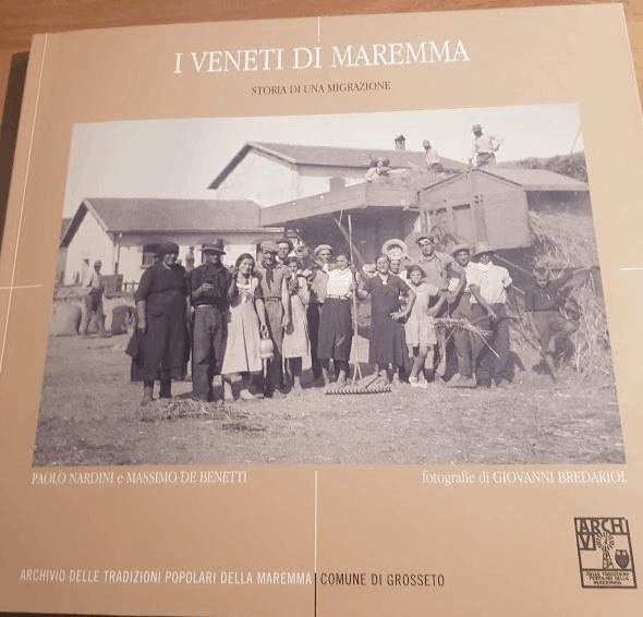 """LA LETTURA. """"I Veneti di Maremma"""""""