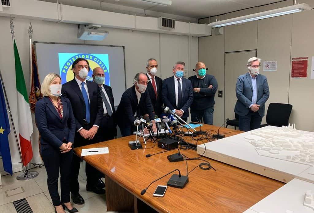 Nuovo ospedale di Padova: firmato l'accordo di programma. Via alla fase progettuale