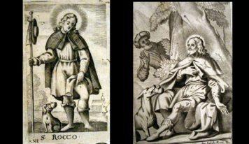 San Rocco e l'informazione sanitaria della Serenissima