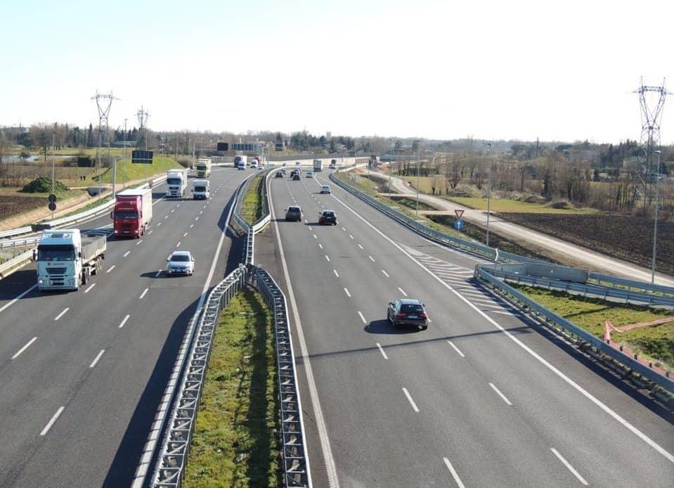 Traffico in netta ripresa sulla rete autostradale gestita da Cav, con un 20% in più rispetto alla scorsa settimana