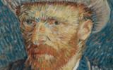 """A Padova """"Autoritratto con cappello di feltro grigio"""" di Van Gogh"""
