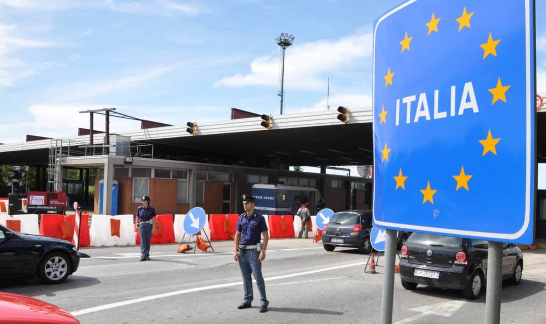 Riapre il confine tra il Friuli Venezia Giulia e la Slovenia