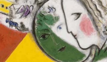 Arte. A Palazzo Roverella, la Russia di Marc Chagall