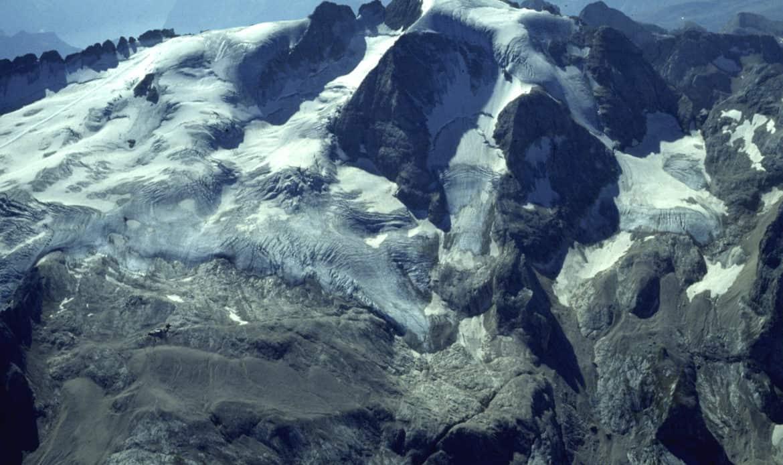 La lenta agonia dei giganti di ghiaccio