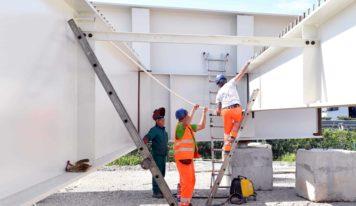 A4. Terza corsia, tra Alvisopoli e Portogruaro lavori in velocità