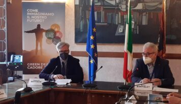 """Green deal Cadore 2030"". Bottacin, ""Le Dolomiti non sono esportabili"""