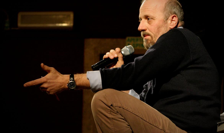"Teatro tra parentesi, Marco Paolini e le ""mie storie"""