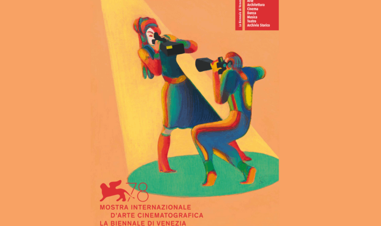 A Palazzina Grassi va in scena la 78esima mostra internazionale d'arte cinematografica di Venezia