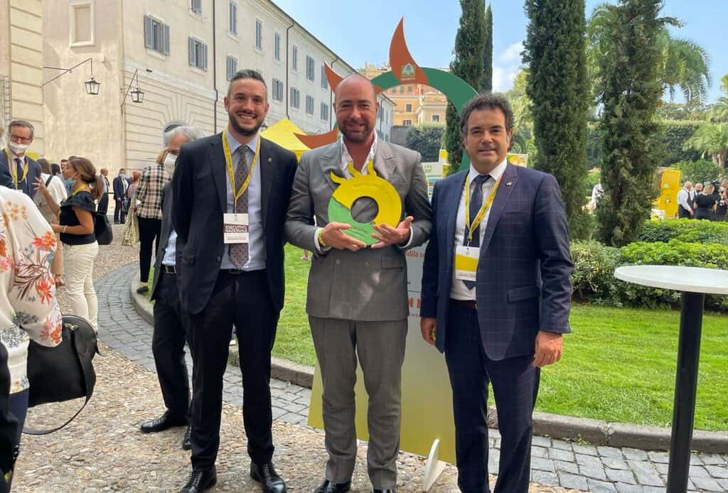 Il Veneto conquista il podio nazionale dell'Oscar Green