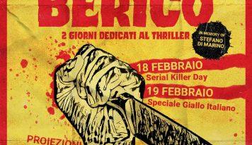 GIALLO BERICO, rassegna cinematografica con il brivido
